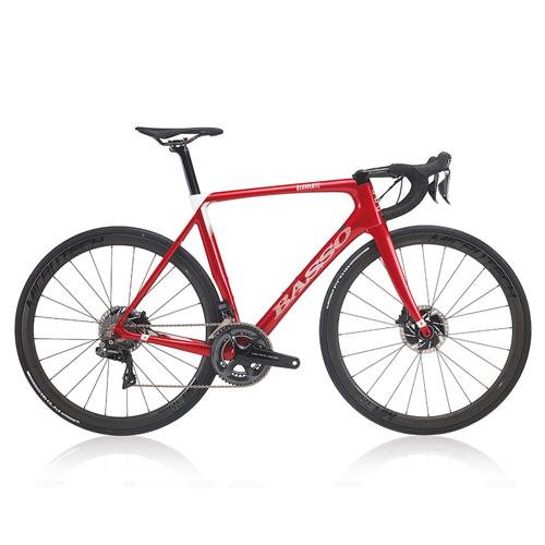 Diamante DISC - RUBIN RED  (Frame Kit)