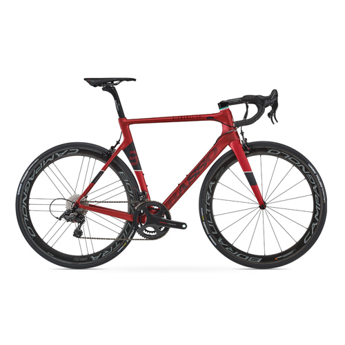 DIAMANTE SV - MARS RED (Frame Kit)