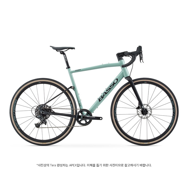 Tera RIVAL - GREEN (Complete Bike)