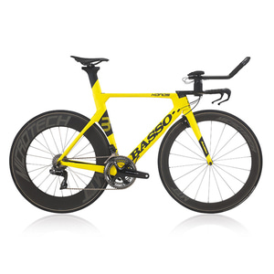 Konos -BLACK/FLUO YELLOW  (Frame Kit)